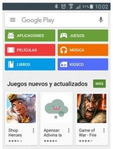 Google Play Store 5.10.29