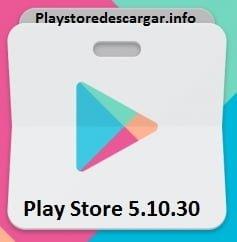 Google Play Store 5.10.30