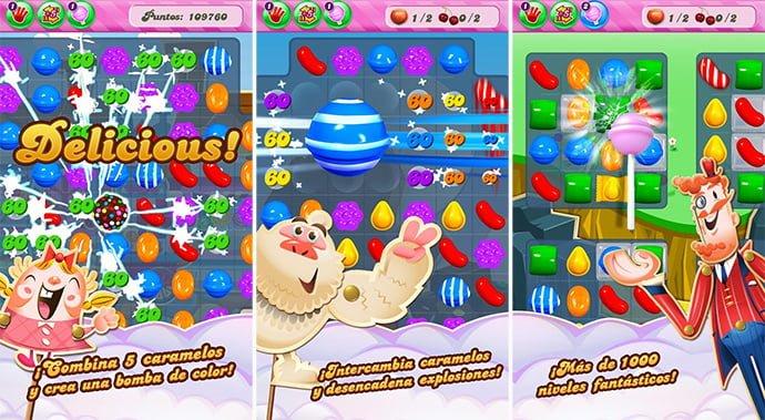 descargar candy crush saga