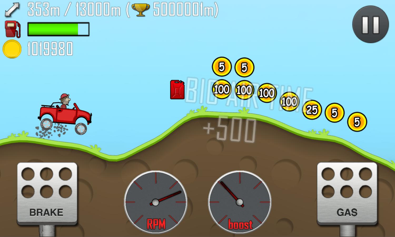 descargar hill climb racing para android