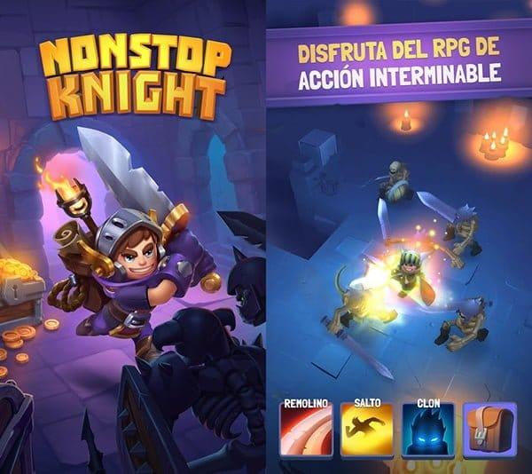 Descargar Nonstop Knight