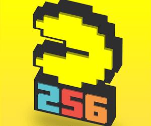 pac man 256 endless maze