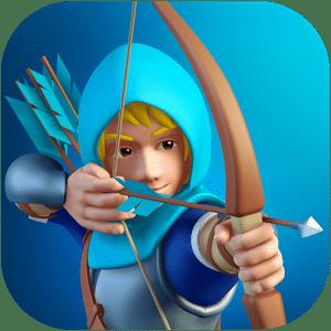 Afina tu puntería con Tiny Archers para Android