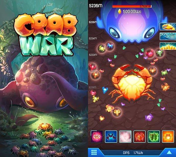 descargar crab war