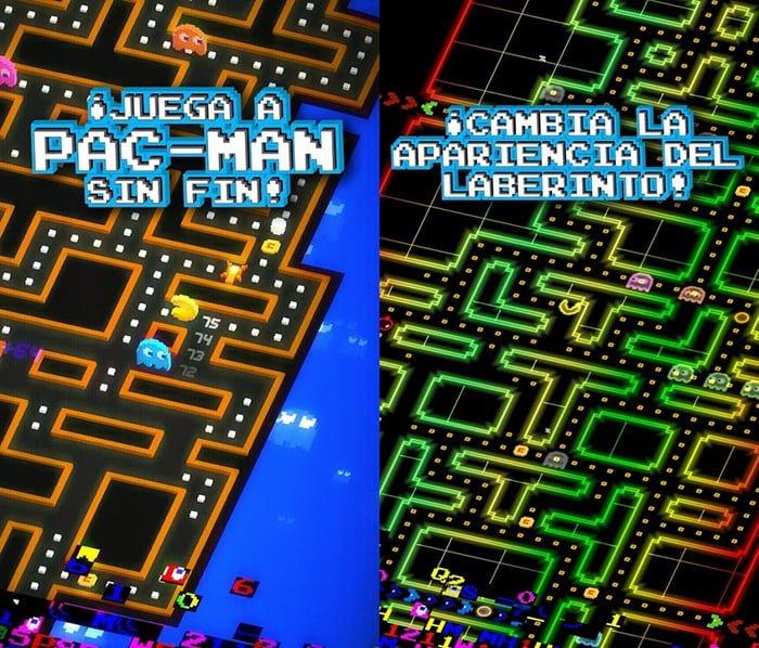 descargar pacman 256 endless maze