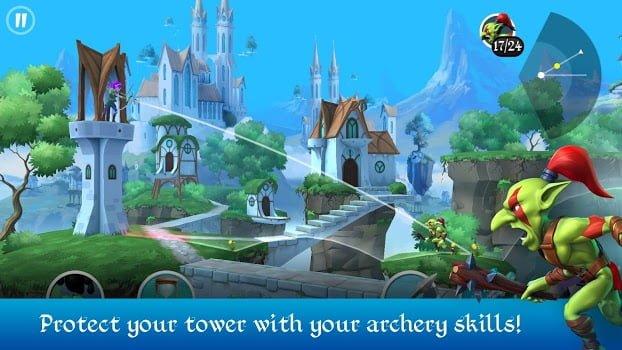 descargar tiny archers