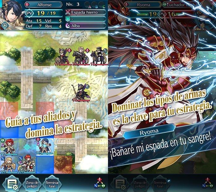 descargar fire emblem heroes