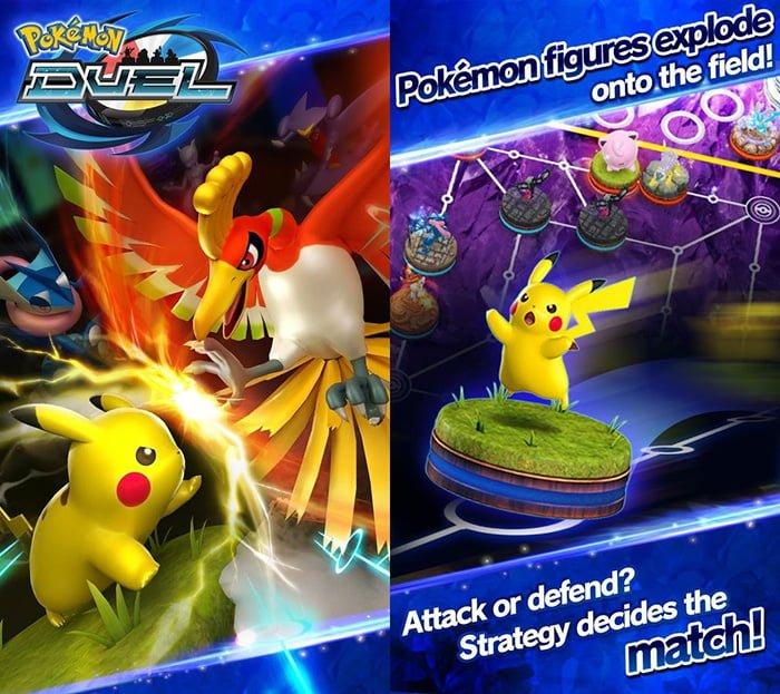 descargar pokemon duel