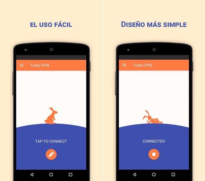 Turbo VPN para Android