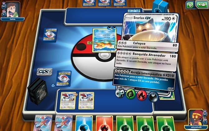 Descargar Pokemon TCG Online para Android