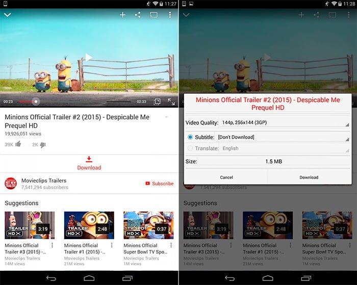 OGYoutube descargar videos youtube