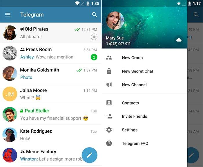 Descargar Telegram