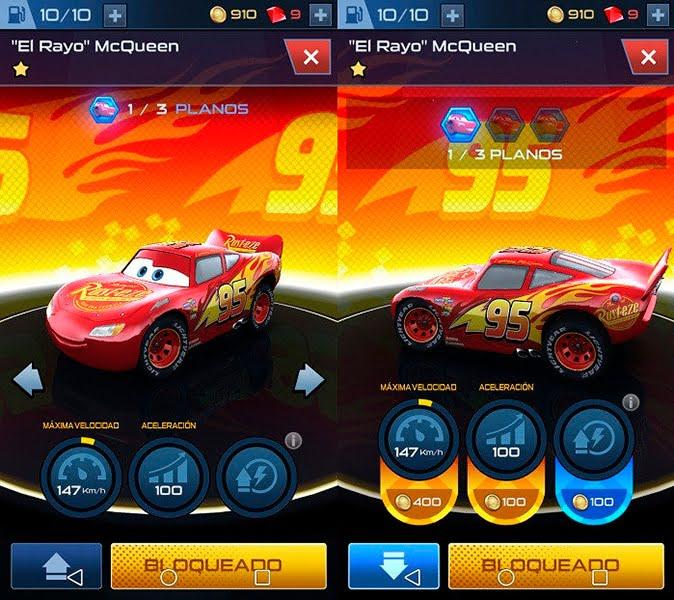 Descargar Cars: la Liga de Rayo
