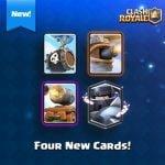 Más cartas para tu mazo en Clash Royale