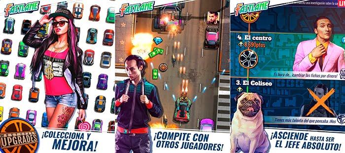 Fastlane: camino a la venganza para Android