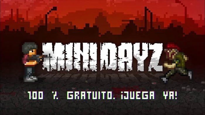 Mini DAYZ, un juego en el que la única regla es sobrevivir