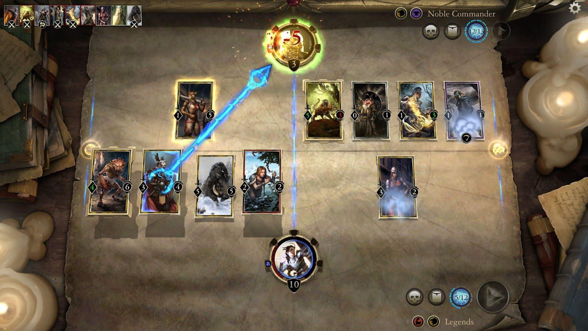 Decargar The Elder Scrolls: Legends - Héroes de Skyrim para Android