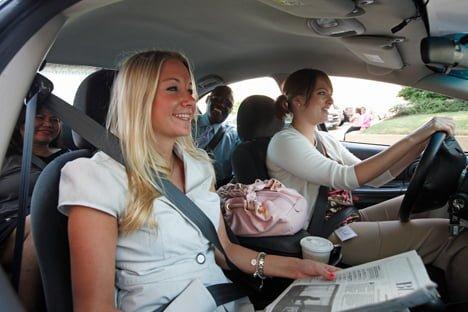 Las mejores apps para viajar compartiendo coche