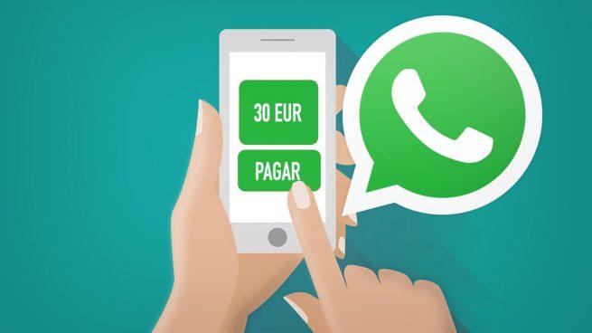 pagos con whatsapp