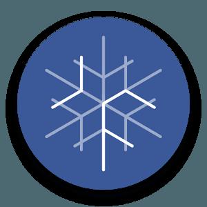 Frost facebook app