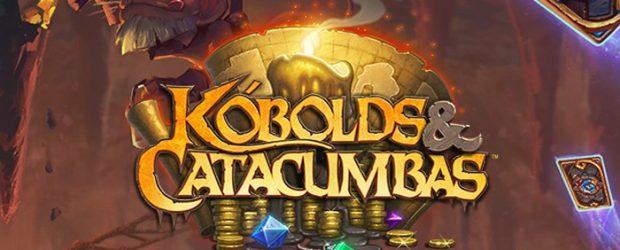 Kobolds y catacumbas expansion hearthstone