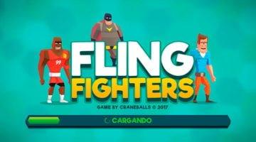 Fling Fighters, un juego de lucha divertido que te enganchará