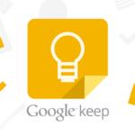 Trucos para optimizar mejor el uso de Google Keep