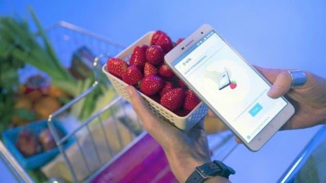 Las apps que te indica si tu alimento es saludable o no