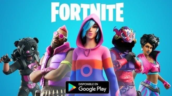 Ya puedes descargar Fortnite para Android en Play Store